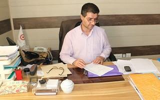 معاون امور اجتماعی ادارهکل بهزیستی استان همدان