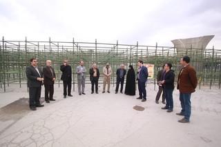 اجرای پل سردارشهید همدانی
