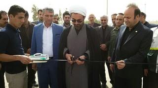 افتتاح پایگاه درمانی اربعیین
