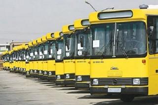 اتوبوسرانی در روز اربعین
