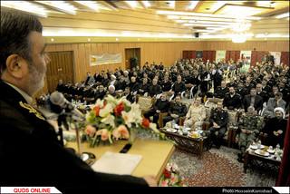 سردار محمد کاظم تقوی فرمانده انتظامی خراسان رضوی شد/گزارش تصویری