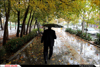 باران پاییزی