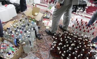 مشروبات الکلی در مشهد