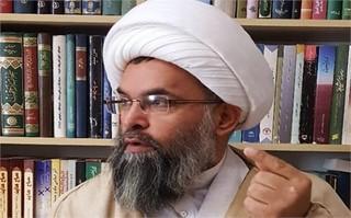 حجت الاسلام ابراهیم بهاری