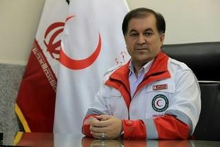 رئیس سازمان امداد و نجات جمعیت هلال احمر