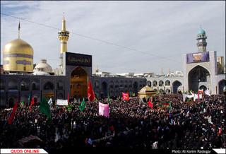 عزاداری روز رخلت  پیامبر اکرم (ص ) و شهادن امام حسن مجتبی در مشهد