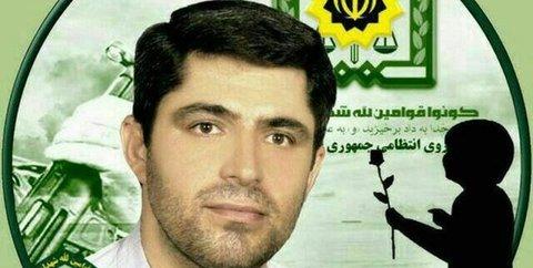 از سوی فرمانده ناجا صورت گرفت ابلاغ پیام تبریک و تسلیت رهبر انقلاب به خانواده شهید نورخدا