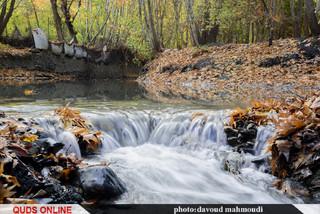 پاییز در روستای دهبار