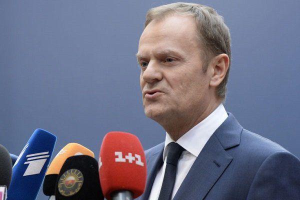 رئیس شورای اروپا تاریخ امضای برگزیت را اعلام کرد