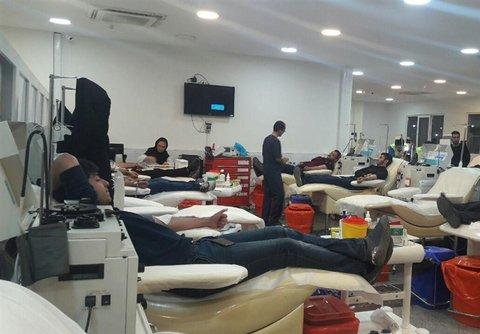 اهدای خون بانوان