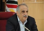 مسعود کرباسیان بهعنوان مدیرعامل شرکت ملی نفت ایران منصوب شد