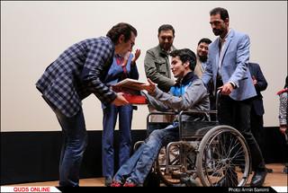اکران و نشست خبری انیمیشن در  مسیر باران با حضور عوامل فیلم در پردیس هویزه مشهد