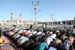 نماز جماعت در اماکن متبرکه