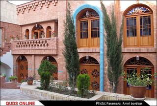 ساخت خانه با الهام از خانه های قدیمی ایرانی