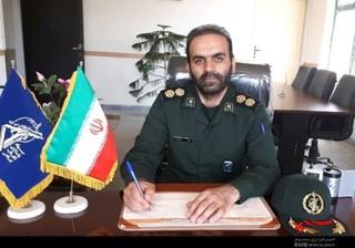 فرمانده سپاه ناحیه رزن