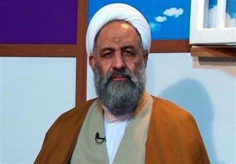 حجت االسلام محمد رضایی تهرانی