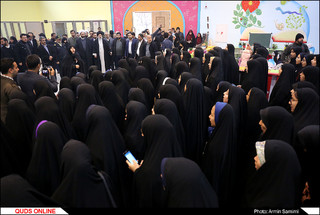 افتتاح اردوگاه خاتون ویژه بانوان