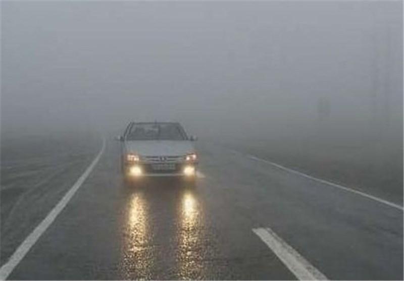 باران و مه