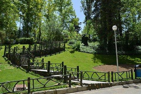 فضای سبز مشهد