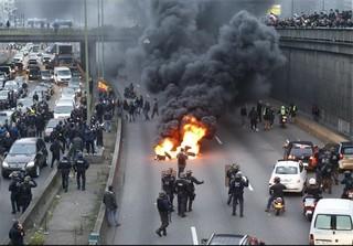 پاریس اعتراض