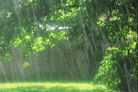 میزان بارندگیدر خراسان
