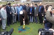 برگزاری مراسم کلنگزنی پروژه گازرسانی به دو روستای فومن