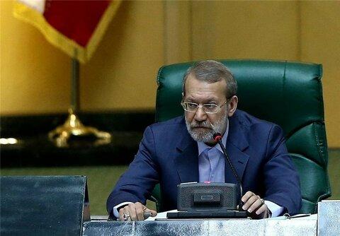 لاریجانی درباره جلسه غیرعلنی مجلس توضیحاتی ارائه کرد