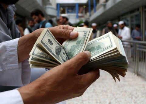 فروش ارز در بازار مشهد
