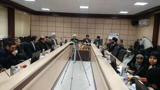 وحدت حوزه و دانشگاه در مشهد
