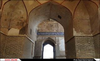 """بنای تاریخی""""مصلی""""مشهد"""