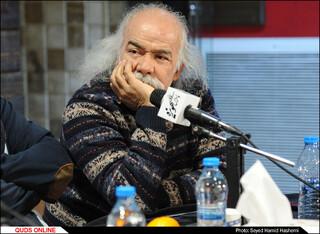 """نشست خبری تئاتر """"باغ خونی"""""""
