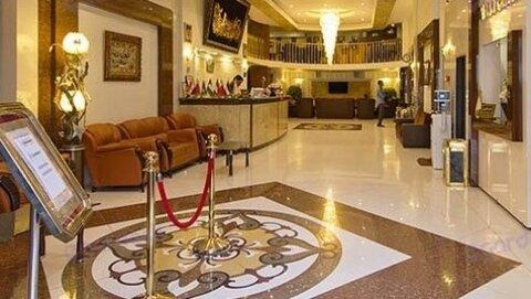 رئیس اتحادیه هتلداران خراسان رضوی