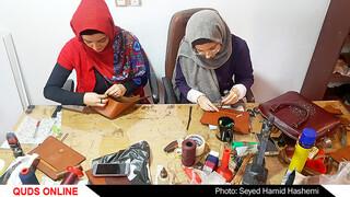 حمایت از هنرمندان صنایع دستی