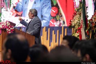 مراسم تکریم و معارفه استاندار خراسان رضوی با حضور وزیر کشور