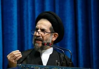 خطیب نماز جمعه تهران