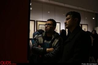 نمایشگاه آثار منتخب گل و مرغ پنجمین دوسالانه تذهیب های قرآنی کشور
