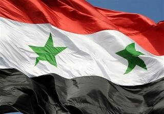 پرچم سوریه