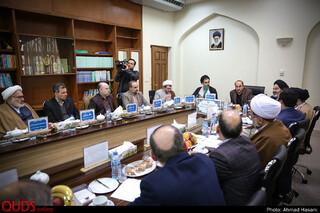 دومین نشست رؤسای دانشگاههای حوزوی کشور