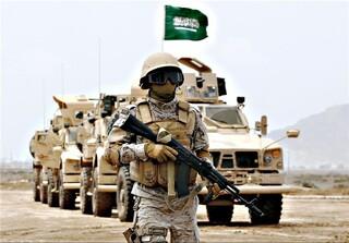 نیروهای عربستان