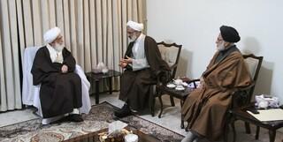 حجت الاسلام والمسلمین حاجی صادقی