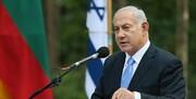 نتانیاهو: نیروی هوایی ما به سوریه حمله کرد