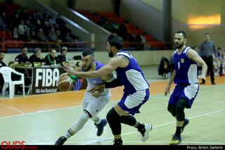 هفته دوازدهم رقابتهای لیگبرتر بسکتبال باشگاههای کشور