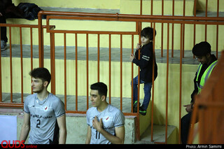 هفته بیست و دوم لیگ برتر والیبال، پیام مشهد و دورنا ارومیه