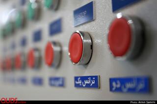 افتتاح پست 132/20 ولت زیر زمینی شهدا