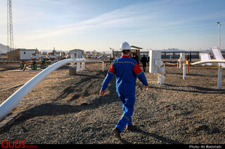 افتتاح پروژه های گازرسانی در تربت حیدریه