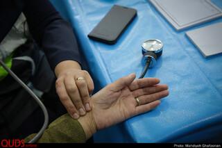 اعزام تیم های پزشکی به مناطق حاشیه شهر مشهد