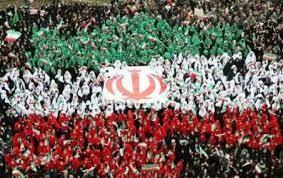 جشن ۴۰سالگی انقلاب
