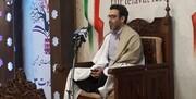 حسین شالچی به مقام نخست مسابقات بینالمللی قرآن عراق دست یافت