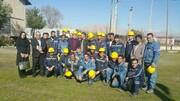 اجرای دورههای آموزشی فنورزی شبکههای هوایی در شرکت توزیع برق همدان