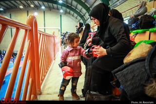 افتتاح خانه ووشو در مشهد